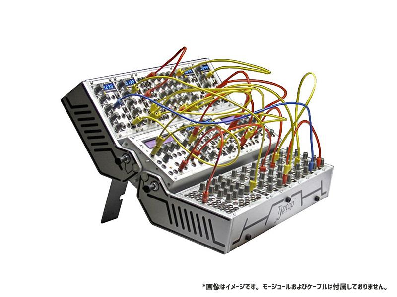 Tiptop Audio ( チップトップ オーディオ ) Station 252 Silver Bullet ◆【モジュラーシンセ ラック】 ◆【送料無料】【DTM】【DAW】