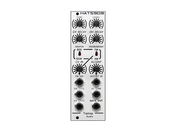 Tiptop Audio ( チップトップ Audio オーディオ ) HATS909 オーディオ Hi-Hats◆ (【送料無料】◆【送料無料】【DTM】【DAW】, 直輸入SHOP e-コレクション:42c4c852 --- sunward.msk.ru