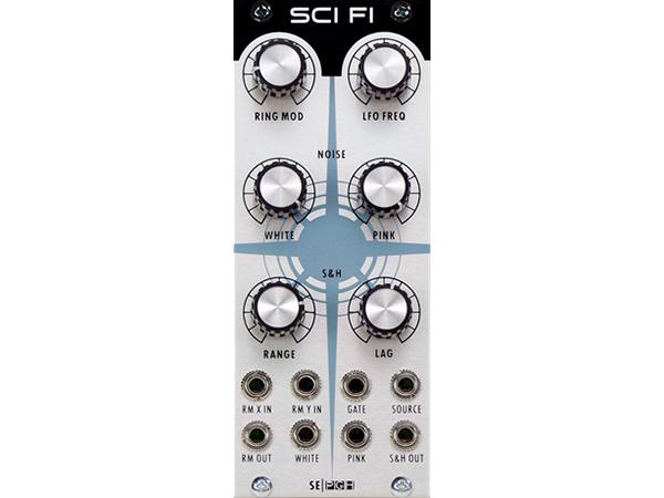 Studio Electronics ( スタジオエレクトロニクス ) Boomstar Modular Modstar SCI FI ◆【モジュラーシンセ】 ◆【送料無料】【シンセサイザー】【DTM】【DAW】