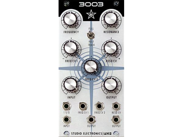 Studio Electronics ( スタジオエレクトロニクス ) Boomstar Modular Modstar 3003 ◆【モジュラーシンセ】 ◆【送料無料】【シンセサイザー】【DTM】【DAW】
