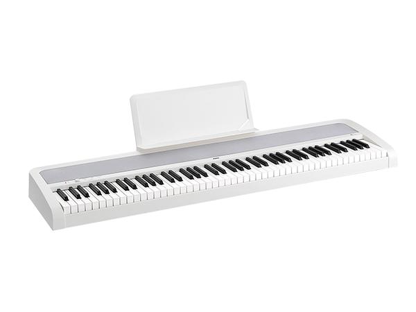 KORG ( コルグ ) B1-WH (ホワイト)◆ 【デジタルピアノ】 ◆【送料無料】【電子ピアノ】【88鍵盤】【ピアノタッチ】