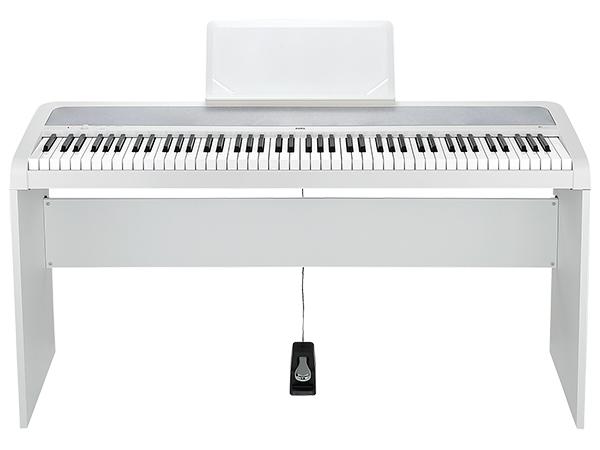 KORG ( コルグ ) B1-WH 純正スタンドセット ◆ 【デジタルピアノ】 ◆【送料無料】【電子ピアノ】【88鍵盤】【ピアノタッチ】