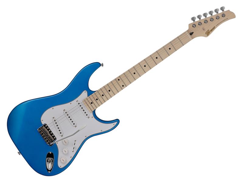 Greco ( グレコ ) WS-STD (BL/M) 【 日本製 エレキギター】【WSアクセサリーキット プレゼント 】