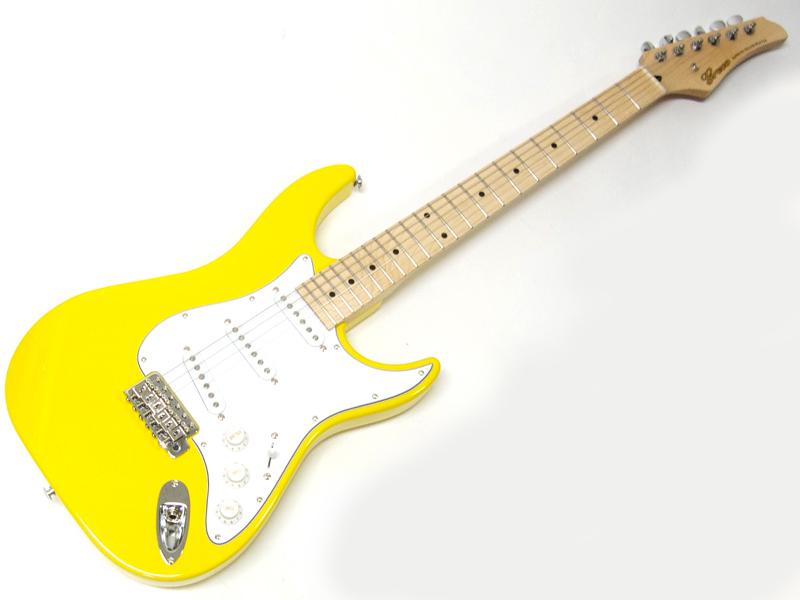 Greco ( グレコ ) WS-STD (YL/M) 【 日本製 エレキギター】