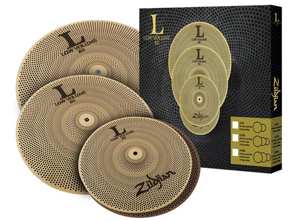 Zildjian ジルジャン ( ジルジャン ) L80 LV468 L80 ローボリュームセット )【14HH/16C/18CR ドラム シンバル】, i-candy:df077698 --- officewill.xsrv.jp