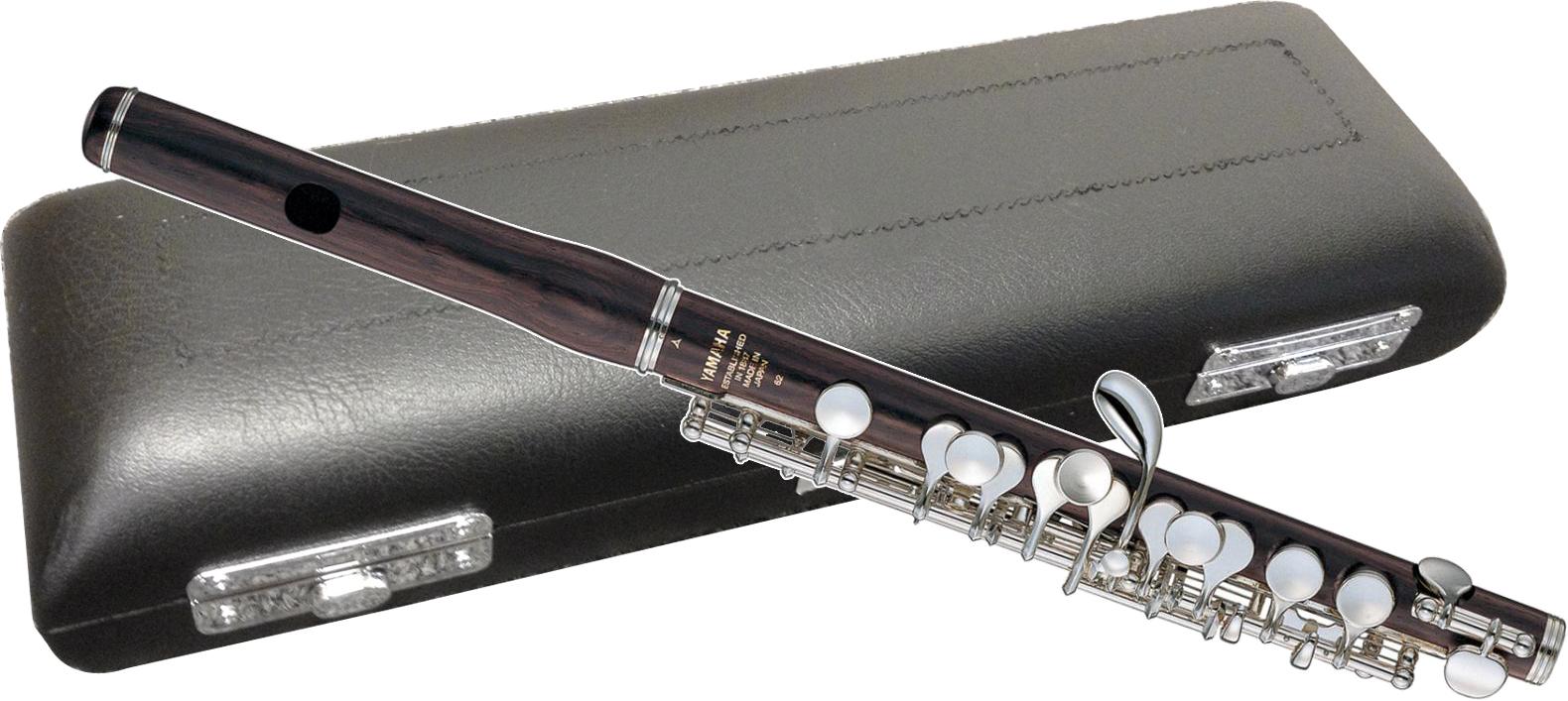 YAMAHA ( ヤマハ ) YPC-62 ピッコロ 木製 新品 管楽器 Eメカ付き 主管 頭部管 グラナディラ プロフェッショナルシリーズ 正規品 送料無料
