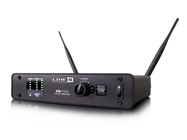 LINE6 ( ラインシックス ) V55-RX ◆ 2.4GHz帯デジタルワイヤレス レシーバー