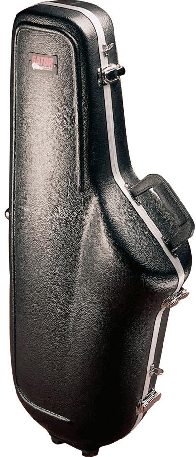 alto saxophone cases bag black 楽器 アルトサクソフォン用 GATOR ゲイター GC-ALTO アルトサックスケース ブラック 収納 アルトサックス用 ハードケース ショルダータイプ ABS樹脂製 SAX キャンペーンもお見逃しなく ケース 新作送料無料 管楽器