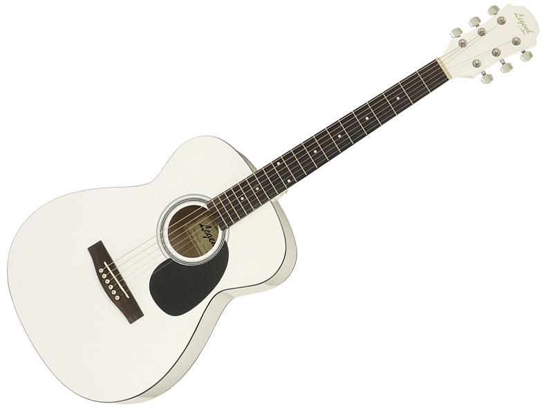 Legend ( レジェンド ) FG-15 (WH) 【初心者 入門 アコースティックギター】【新春特価! 】