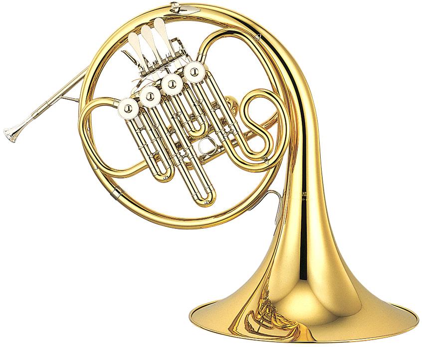 YAMAHA ( ヤマハ ) YHR-322II ホルン B♭ シングルホルン 新品 4ロータリーバルブ 管楽器 フレンチホルン 一体式 本体 日本製 single french horn YHR-322-2 送料無料