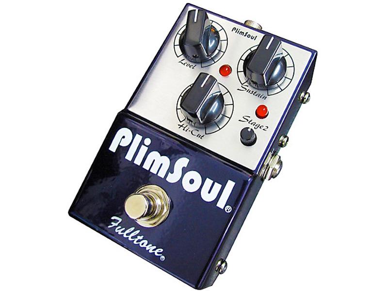 Fulltone ( フルトーン ) PlimSoul 【フルトーン オーバードライブ ディストーション】