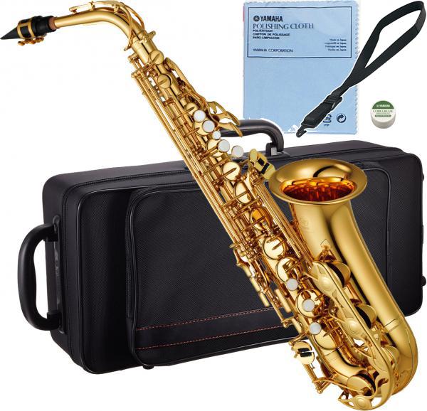 YAMAHA ( ヤマハ ) アルトサックス YAS-280 新品 管楽器 ゴールド 管体 ネック E♭ 本体 初心者 サックス YAS280 alto saxophone アルトサクソフォン 送料無料