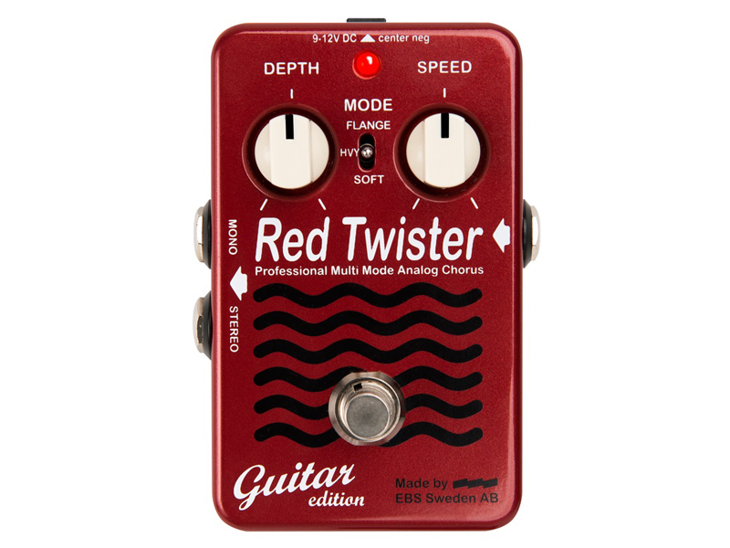 EBS ( イービーエス ) Red Twister【コーラス・フランジャー 】