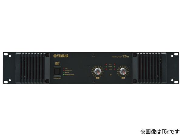 YAMAHA ( ヤマハ ) T3n  ◆ パワーアンプ ・750W+750W 8Ω ・C型コネクター電源ケーブル [ Tn Series ][ 送料無料 ]