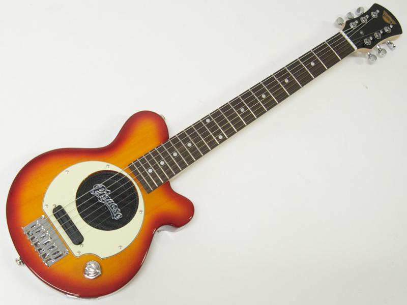 Pignose ( ピグノーズ ) PGG-200(CS)【アンプ内蔵 エレキギター ミニギター 】 チェリーサンバースト