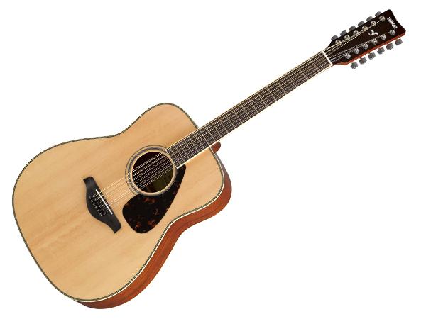 YAMAHA ( ヤマハ ) FG820-12 NT ☆ トップスプルース単板12弦ギター ナチュラル