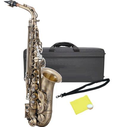 Kaerntner ( ケルントナー ) KAL-68AQ アルトサックス 新品 アンティーク カラー 初心者 管楽器 サックス 管体 ヴィンテージ風 アルトサクソフォン KAL68AQ 楽器 本体 送料無料