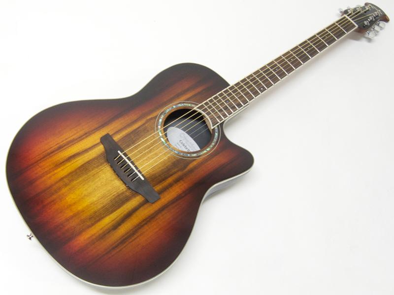Celebrity by.OVATION ( セレブリティー ) CS28P-KOAB 【 by オベーション エレアコ アコースティックギター 】