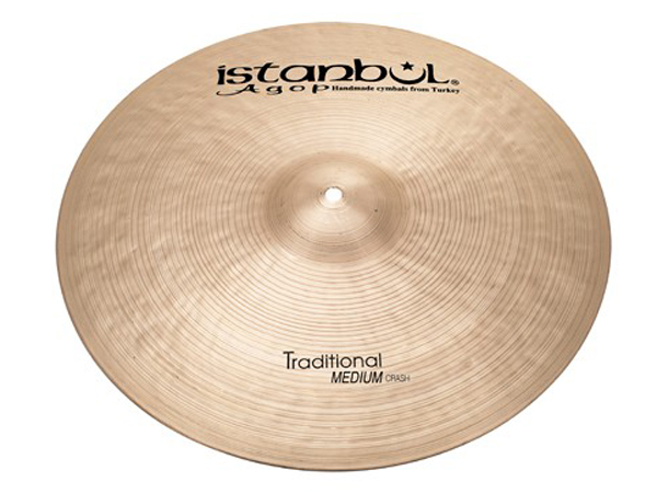 Istanbul Agop Traditional Medium CRASH 15