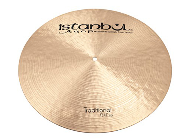Istanbul Agop Traditional Flat RIDE 19