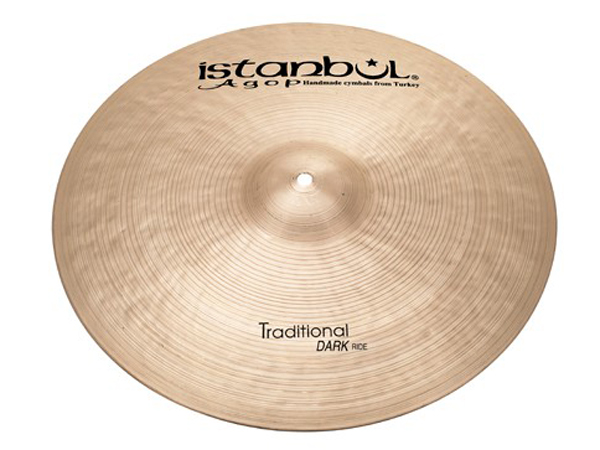 Istanbul Agop Traditional Dark RIDE 20