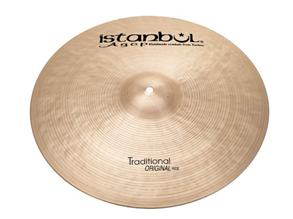 Istanbul Agop Traditional Original RIDE 22