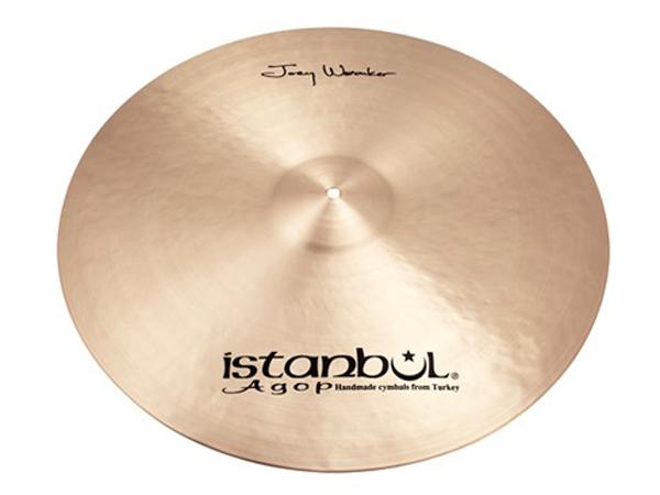 Istanbul Agop Joey Waronker Signature RIDE 24