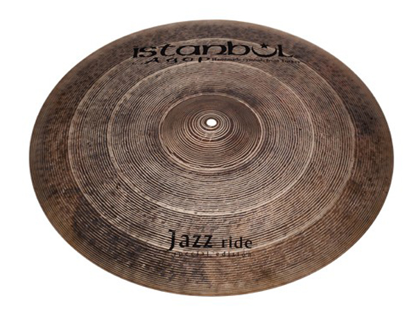 Istanbul Agop Special Edition JAZZ RIDE 19
