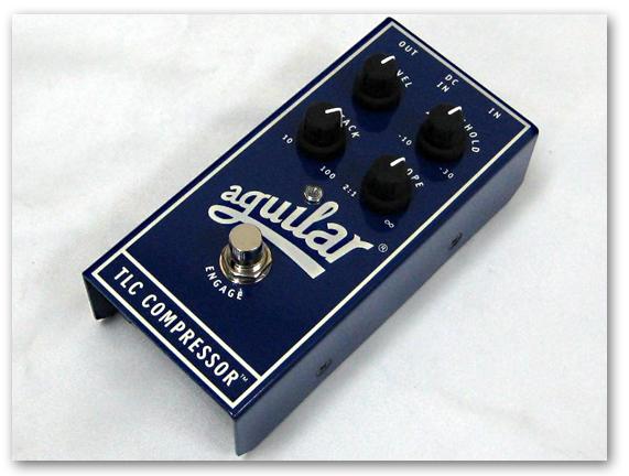 aguilar ( アギュラー ) TLC Compressor【ベース用 コンプレッサー】