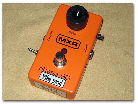 E.W.S. MXR Phase 90 / Vibe MOD.