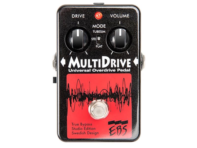 EBS ( イービーエス ) MULTI DRIVE SE 【オーバードライブ WO 】【C4061 パッチケーブルプレゼント 】