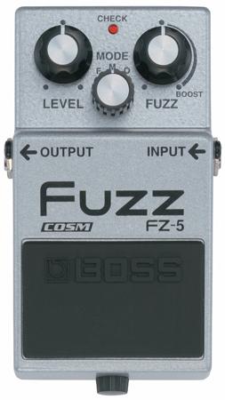BOSS ( ボス ) FZ-5 FUZZ