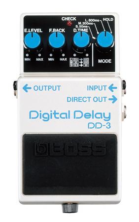 BOSS ( ボス ) DD-3 Digital Delay