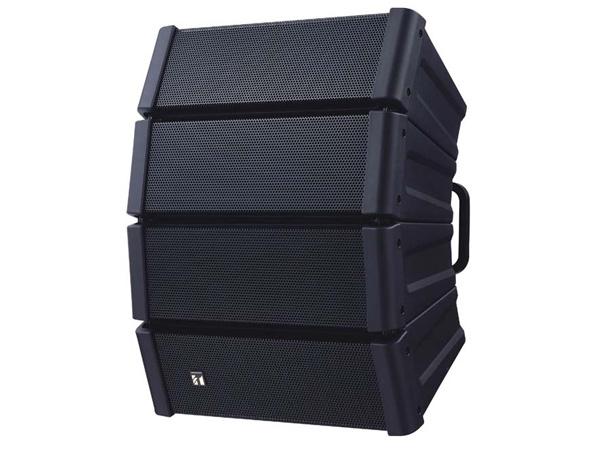 TOA ( ティーオーエー ) HX-5B ◆ コンパクトアレイスピーカー 黒