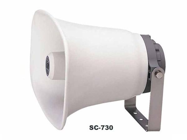 TOA ( ティーオーエー ) SC-730A ◆ 車載用ホーンスピーカー 30W