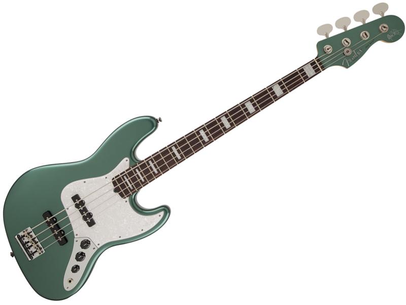 Fender ( フェンダー ) Adam Clayton Jazz Bass 【USA アダム・クレイトン ジャズ ベース U2  】【190090846】 エレキベース