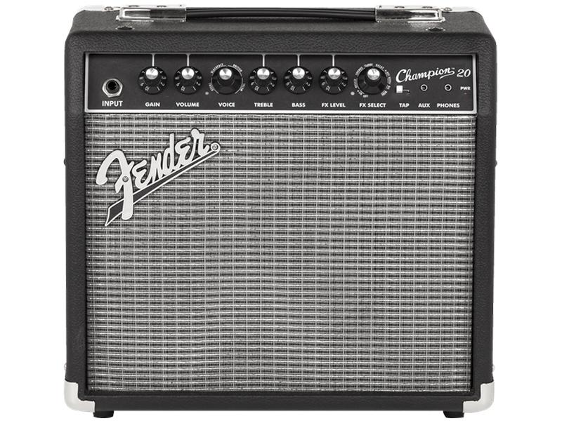 Fender ( フェンダー ) CHAMPION 20 【チャンピオン ギターアンプ】【2330207900】 フェンダー