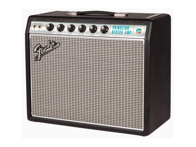 Fender ( フェンダー ) 68 CUSTOM PRINCETON REVERB 【カスタム ギターアンプ】【2272007000】 フェンダー
