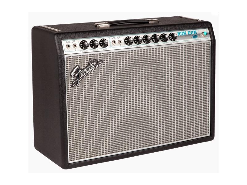 Fender ( フェンダー ) 68 CUSTOM DELUXE REVERB 【カスタム ギターアンプ】【2274007000】 フェンダー