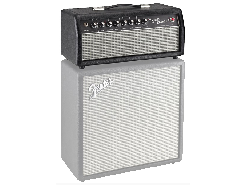 Fender ( フェンダー ) SUPER-CHAMP X2 HD 【真空管 アンプ 15w】【2223107900】 フェンダー