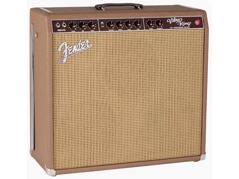 Fender ( フェンダー ) VIBRO KING 20th Anniversary Edition 【カスタム ギターアンプ】【8110007520】 フェンダー