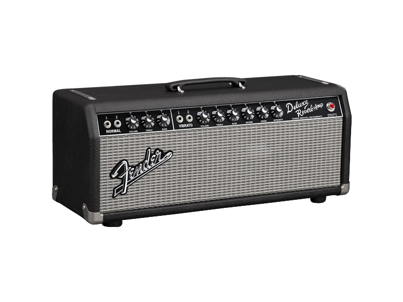 Fender ( フェンダー ) 65 DELUXE REVERB HEAD 【デラリバ ギターヘッド】【217407010】 フェンダー