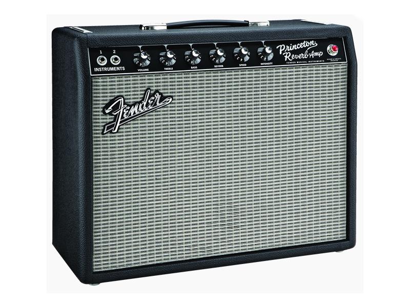 Fender ( フェンダー ) 65 PRINCETON REVERB 【ギターアンプ】【2172007000】 フェンダー