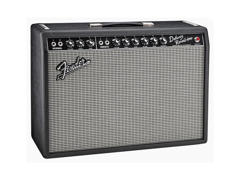 Fender ( フェンダー ) 65 DELUXE REVERB 【デラリバ ギターアンプ】【217470000】 フェンダー