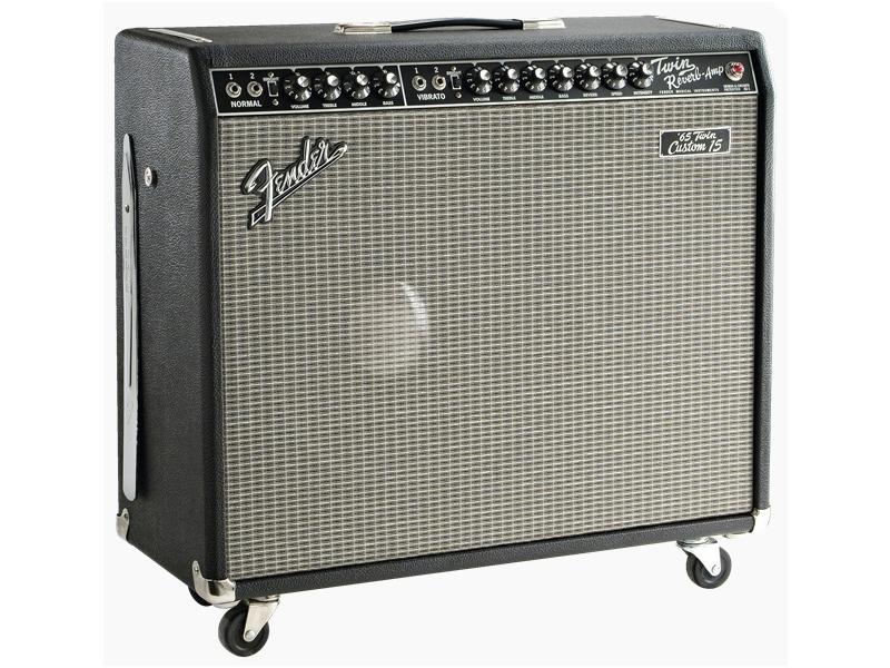 Fender ( フェンダー ) 65 TWIN CUSTOM 15 【ツインカスタム ギターアンプ】【2173007010】 フェンダー