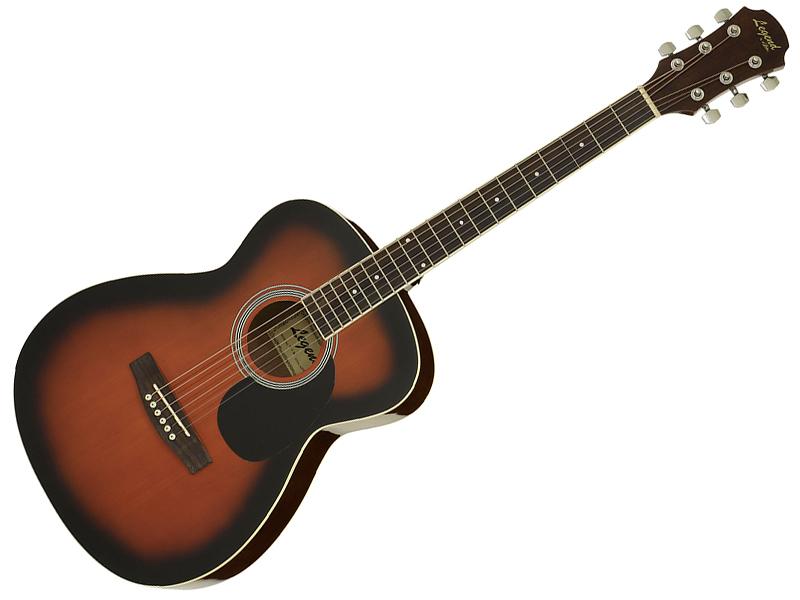 贈与 これから始めるアコースティックギター 交換無料 Legend レジェンド FG-15 BS 入門 初心者 夏特価 アコースティックギター