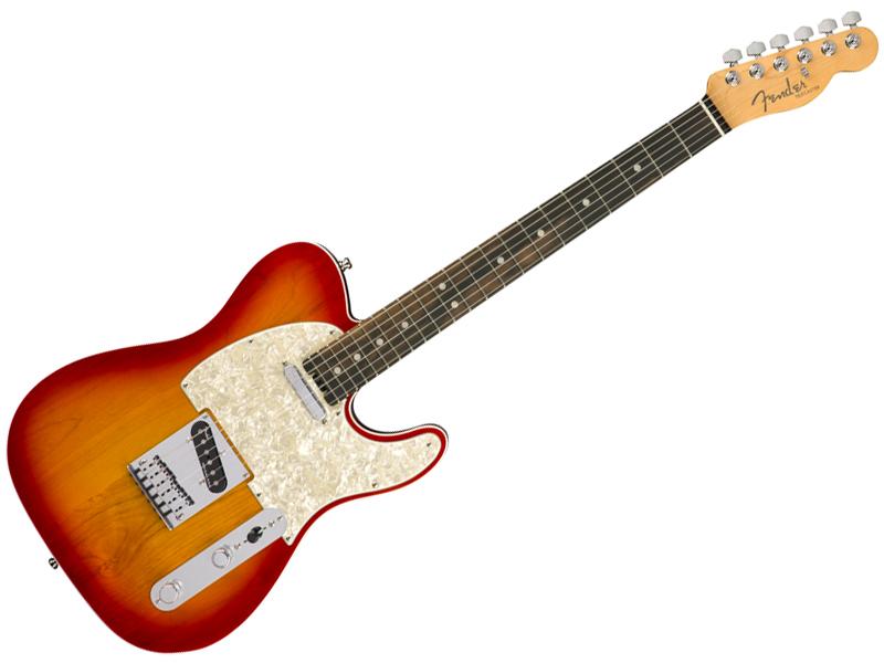 Fender ( フェンダー ) American Elite Telecaster (Aged Cherry Burst/ E) 【USA テレキャス エリート】【114211731】 エレキギター