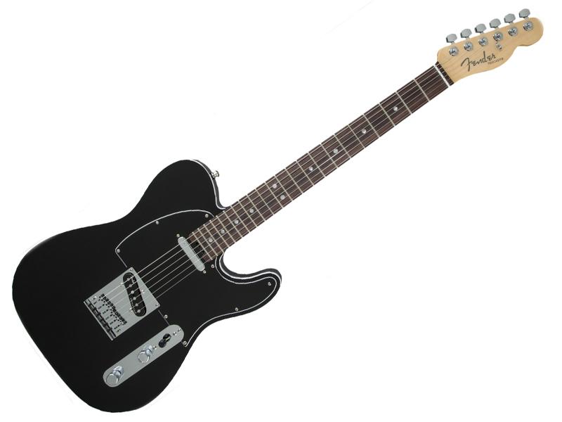 Fender ( フェンダー ) American Elite Telecaster (Mystic Black/E ) 【USA テレキャス エリート】【0114211710】 エレキギター