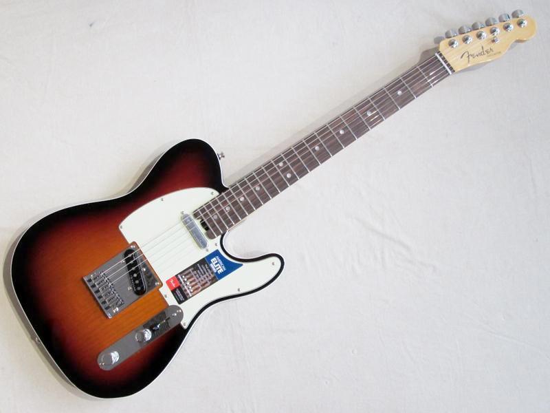 Fender ( フェンダー ) American Elite Telecaster (3-Color Sunburst/E) 【USA テレキャスター エリート 】【0114211700】 エレキギター