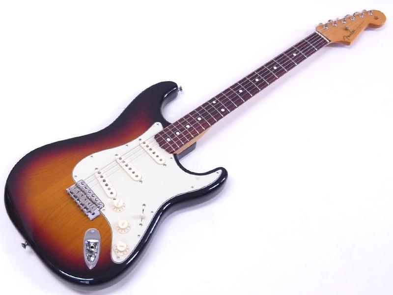 FENDER 60s Stratocaster(3TS) 【Mex ストラトキャスター WO 】【春特価! 】 エレキギター
